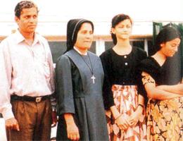 インドの姉妹校から招待