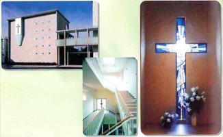 新校舎セレニタ棟竣工・祝別